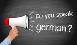 Do you speak german ?