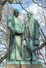 Adolph Kolping Statue Köln