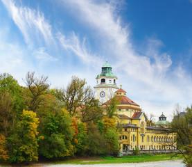 Autumnal Munich