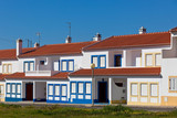 Unrecognizable Residential House at Algarve, Portugal