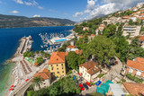 View from the fortress Forte Mare Herceg Novi