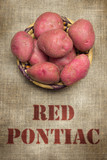 Potatoes Red Pontiac