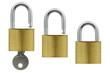 padlocks - 62098337