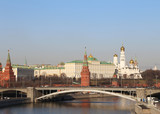 Russian Moscow Kremlin-- the most popular view, Russia