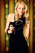 purse black