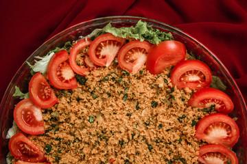 Kisir, Traditional Turkish Appetizer