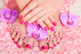 Manicure Pedicure, Body care, Spa treatments