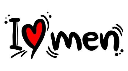 Love men