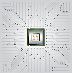 circuit board cpu