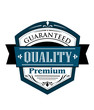 Premium Guaranteed Quality label design