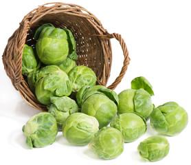 brussel sprouts ( brassica oleracea L.)