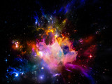 Fototapety Cosmic Nebula