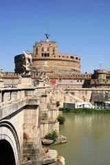 Castel Sant'Angelo - scorcio