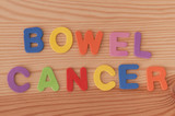 Bowel Cancer poster
