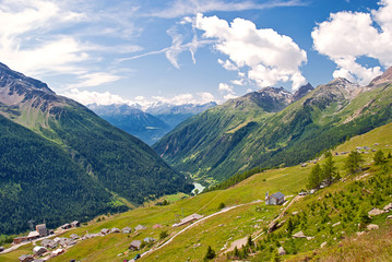 Bergsommer mit Lauchernalp, Lötschental und Oberwallis