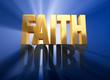 Faith Vanquishes Doubt