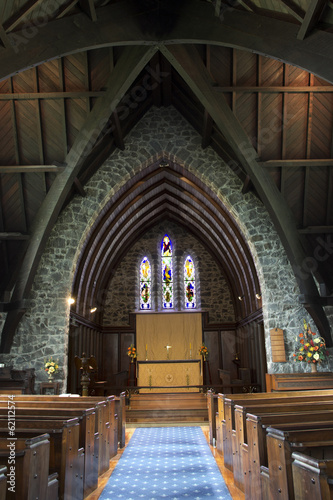 St Paul's Anglican Church interior