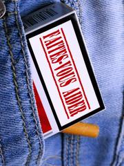 tabac : danger, arrêtez,faites vous aider