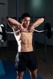 Trapezius Workout poster