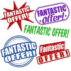 Fantastic offer stamps