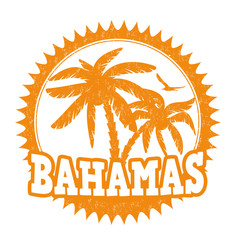 Bahamas stamp