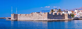 Venetian fortress at Ierapetra in Crete, Greece.