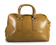 Old vintage luggage bag