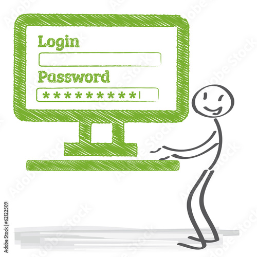 Login, Passwortsicherheit