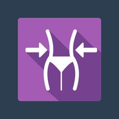 slimming icon
