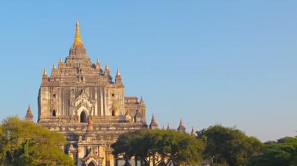 Htilominlo Temple. Bagan, Myanmar (Burma)