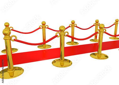 RED CARPET - 3D