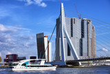 Rotterdam City Downtown