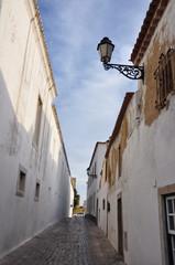 リスボンの路地