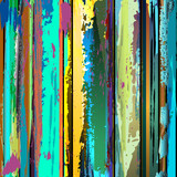 abstract background composition with paint strokes, splashes and