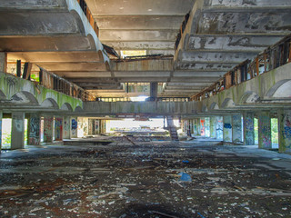 St Peter Seminary Cardross