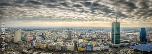 obraz PCV Warszawa