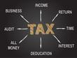 Tax Blackboard