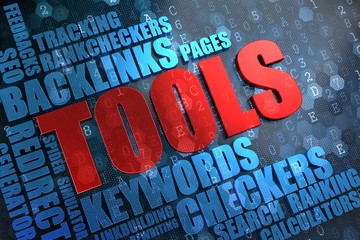 Tools - Wordcloud Concept.
