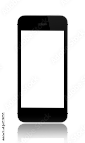 Smartphone white screen