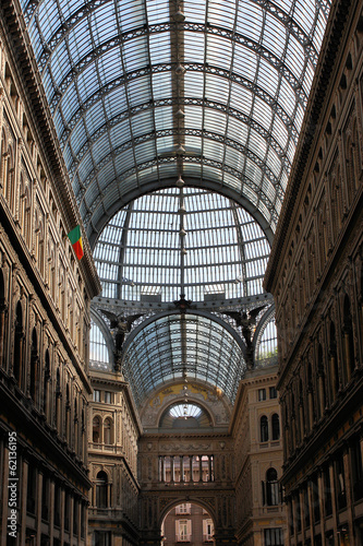 canvas print picture Galleria Umberto I