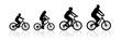 Familienausflug mit dem Fahrrad - 62136742