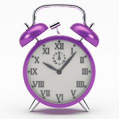Despertador Violeta
