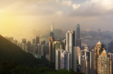 hongkong view from victoria peak