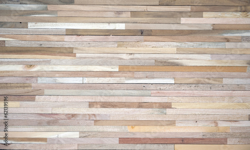 Tuinposter Hout wood wall