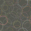 Seamless texture in a radial pattern