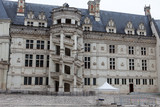 The Royal Chateau de Blois.