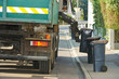 Urban recycling waste and garbage services - 62140110