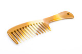 comb isolated white background