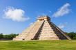 El Castillo (The Kukulkan Temple) of Chichen Itza, Mexico - 62142537