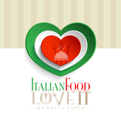 Italian Food - Love It
